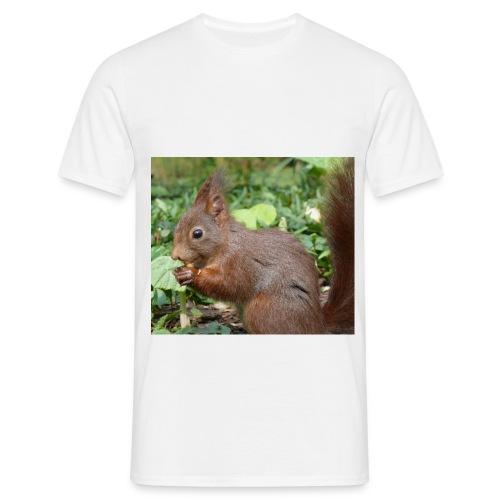 eichhoernchen - Männer T-Shirt