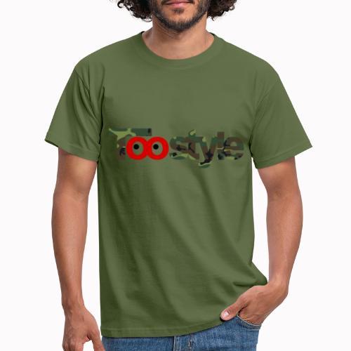 mimetico - Maglietta da uomo