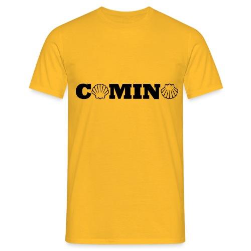 Camino - Herre-T-shirt