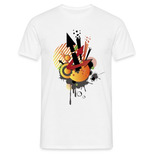 Freestyle Noir - T-shirt Homme