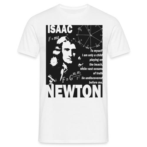 Isaac Newton - Men's T-Shirt