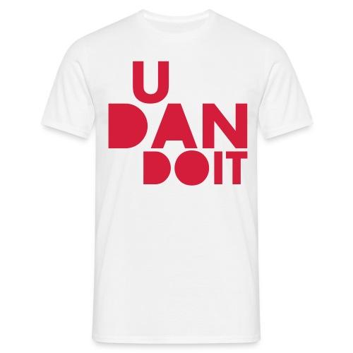 udandoit - Herre-T-shirt
