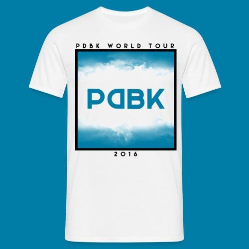 PDBK World Tour 2016 - Männer T-Shirt