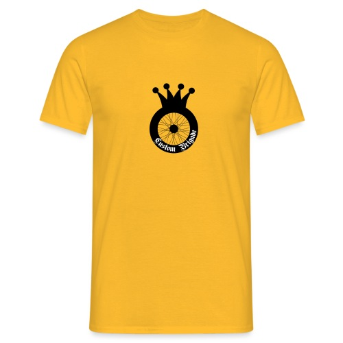 roue king - T-shirt Homme
