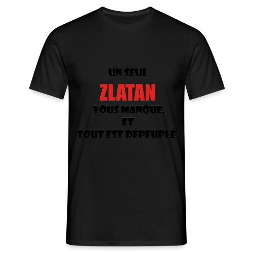 King Zlatan 1 - T-shirt Homme