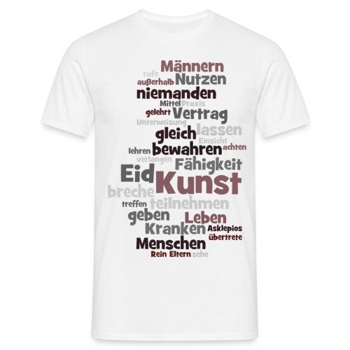 Hippokrates - Männer T-Shirt