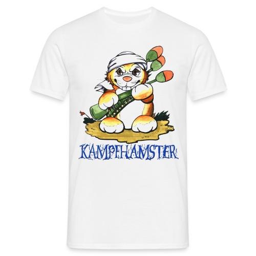 kampfhamster - Männer T-Shirt