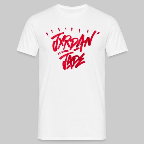 JxrdanRed - Men's T-Shirt