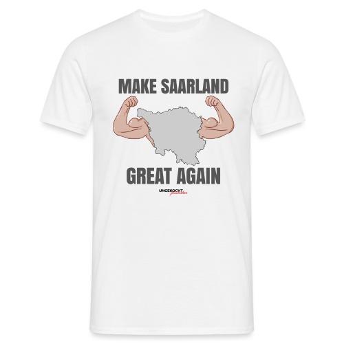 saarlandGreat - Männer T-Shirt