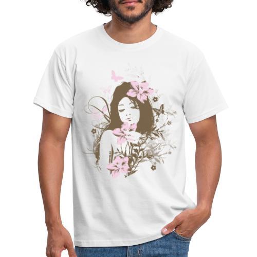 angel - Männer T-Shirt