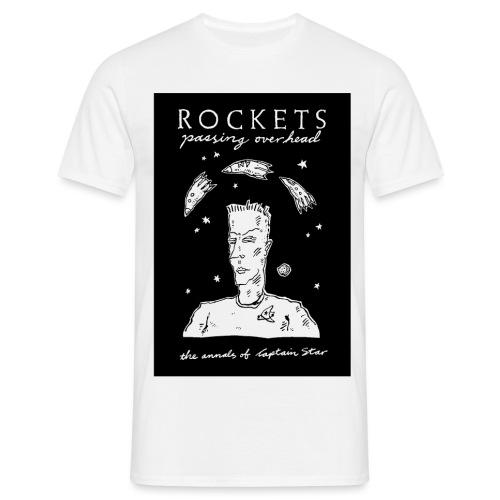 Captain Star - original 1987 shirt design - Men's T-Shirt