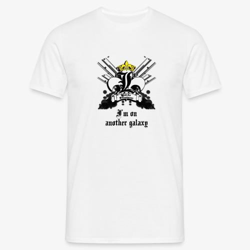 T-shirt Blanc Premium Homme G - T-shirt Homme