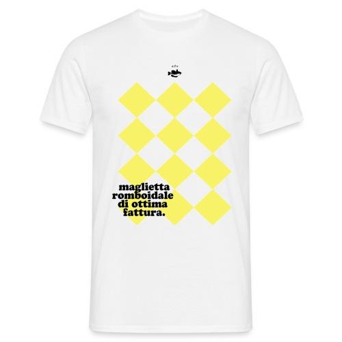 romboidale - Maglietta da uomo