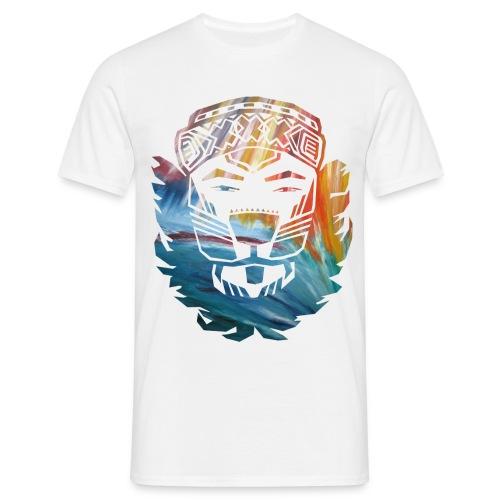 LIONXXX Painting png - Mannen T-shirt