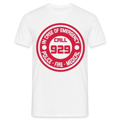 Call 929 - T-shirt Homme