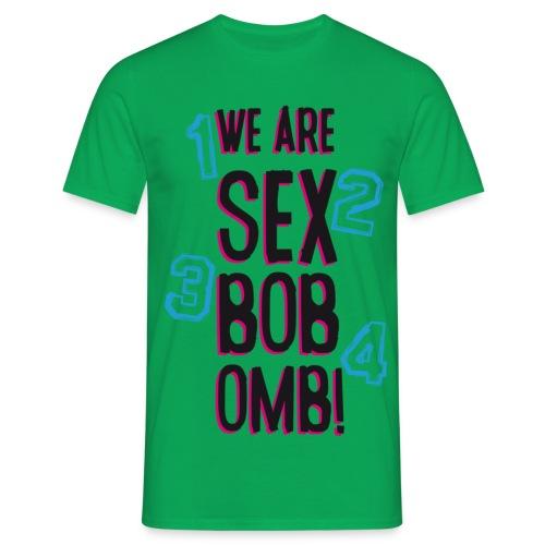 sex bob omb relleno - Camiseta hombre