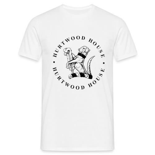 dogblack - Men's T-Shirt