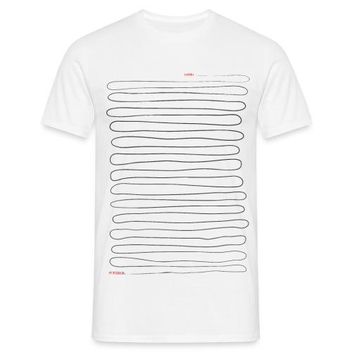 viivapaita - Miesten t-paita