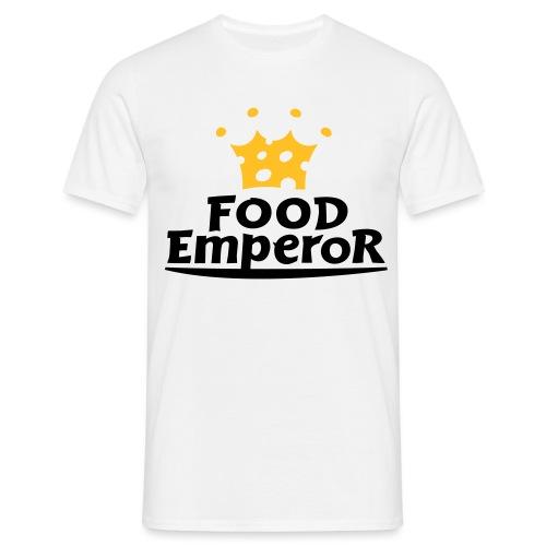 Ufficiale dell'Imperatore del Cibo - Maglietta da uomo