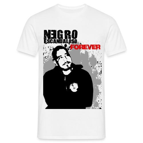 Negro Es 2 png png - T-shirt herr