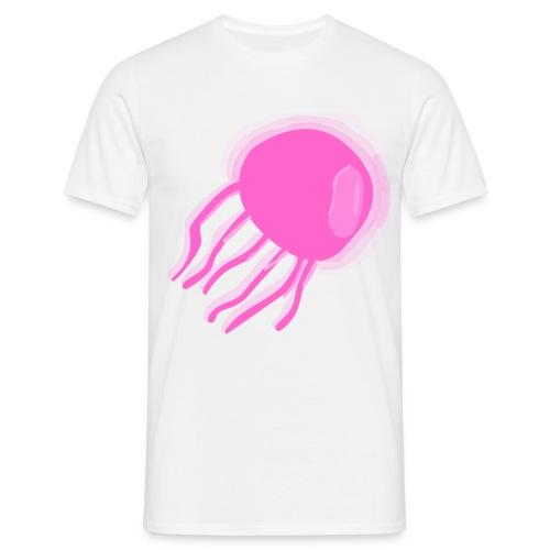 kwallen zij klootzakken - Mannen T-shirt