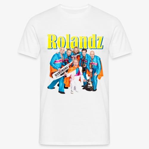 tshirt logga band - T-shirt herr