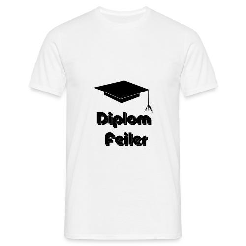 diplom feiler - Männer T-Shirt