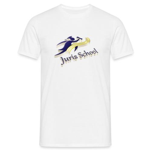 Juris School 3d - Maglietta da uomo