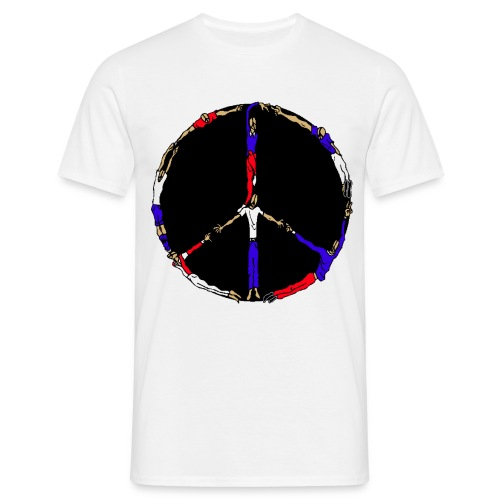 fredsfolk - T-shirt herr