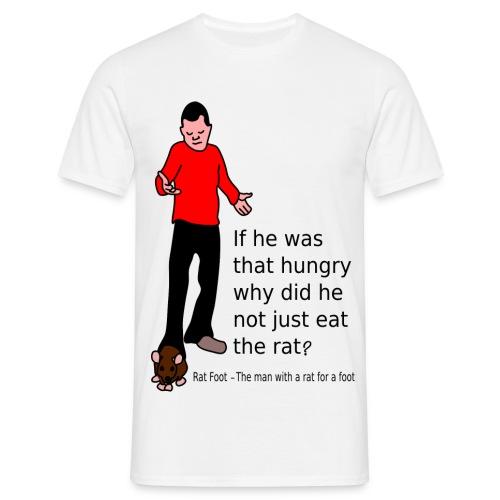 ratfoot - Men's T-Shirt
