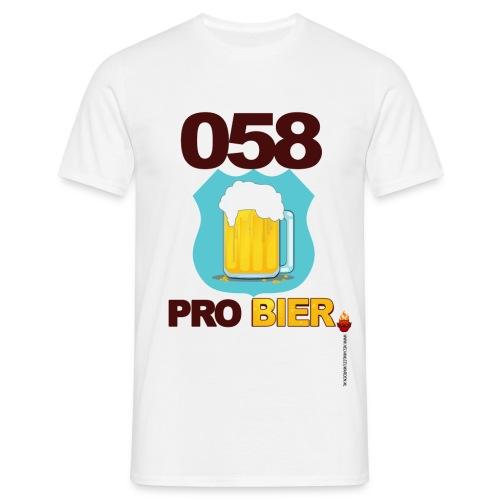 probeerxl - Mannen T-shirt