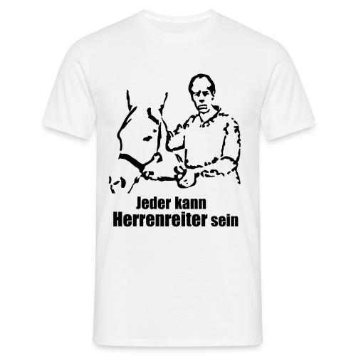 herrenreiter - Männer T-Shirt