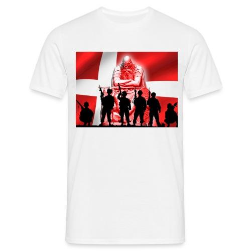 Holger Danske - Herre-T-shirt