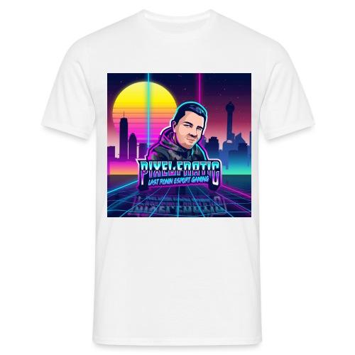 PIXELFNATIC - VAPORWAVE - Männer T-Shirt