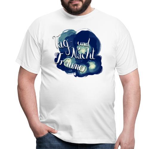 Tag- und Nachtträumer - Männer T-Shirt