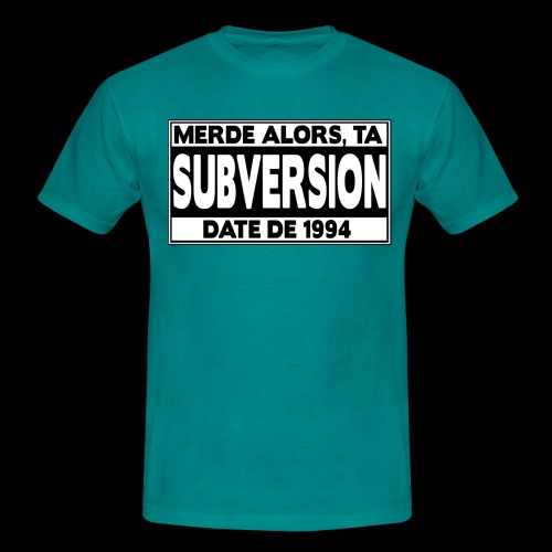 PARENTAL ADVISORY 2011 - T-shirt Homme