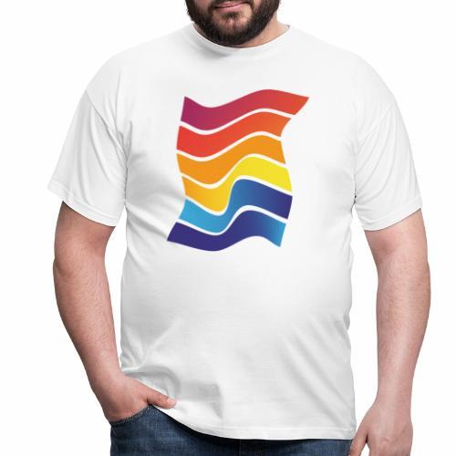 Colour palette - Men's T-Shirt