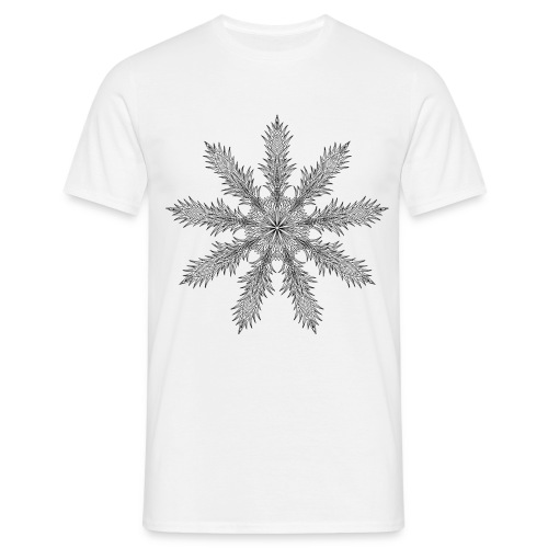 Magic Star Tribal #4 - Men's T-Shirt