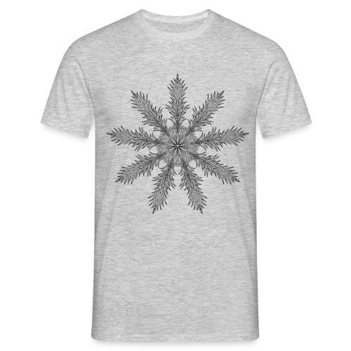 Magic Star Tribal #4 - Men's T-Shirt