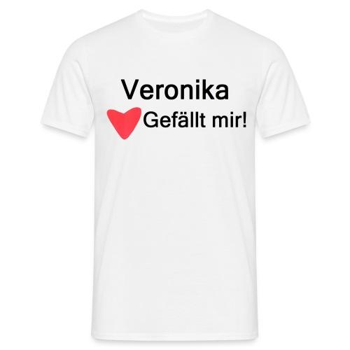 Veronika Siegbringerin - Männer T-Shirt