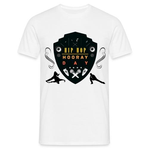 HHHDshield clear - T-skjorte for menn