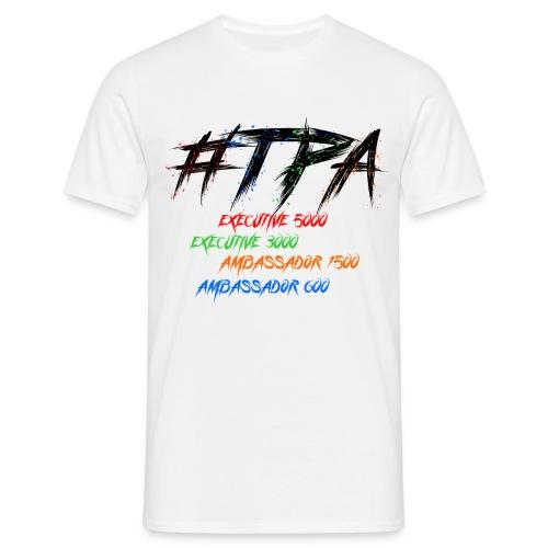 Test Logo - Männer T-Shirt