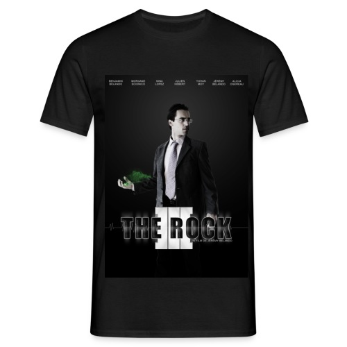 affiche The Rock III - T-shirt Homme