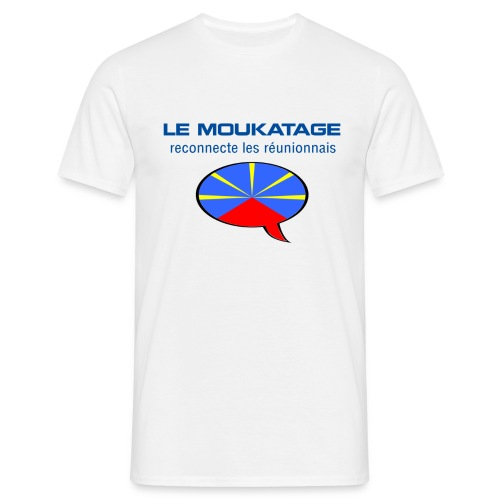 moukatage connect png - T-shirt Homme