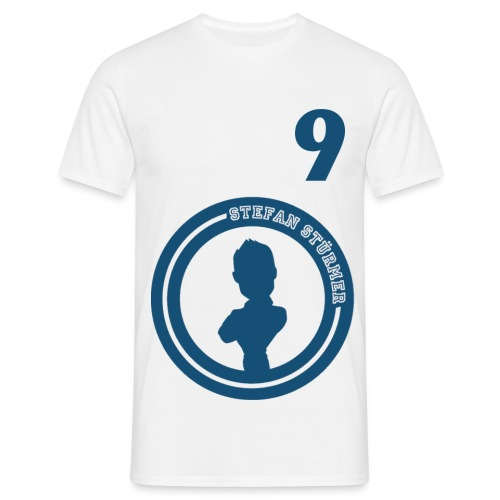 Stürmer Shirt Front - Männer T-Shirt