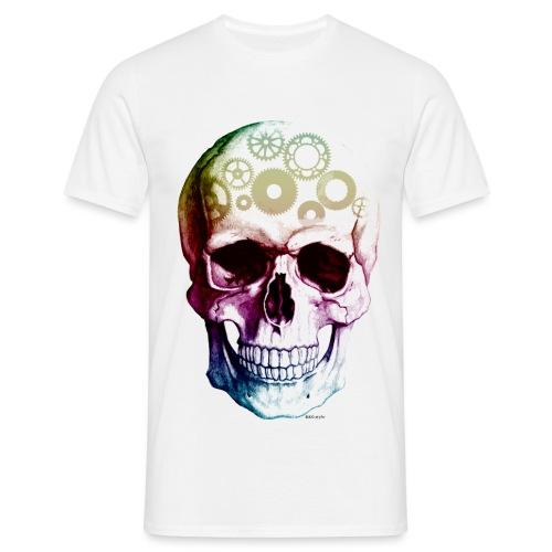 Totenkopf RKG png - Männer T-Shirt