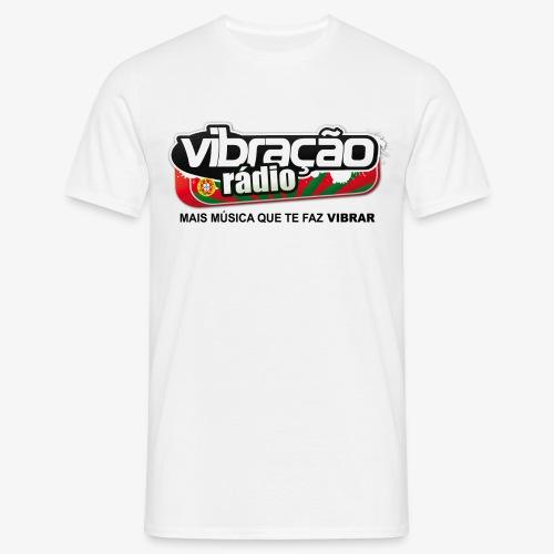 logo vibração png - T-shirt Homme