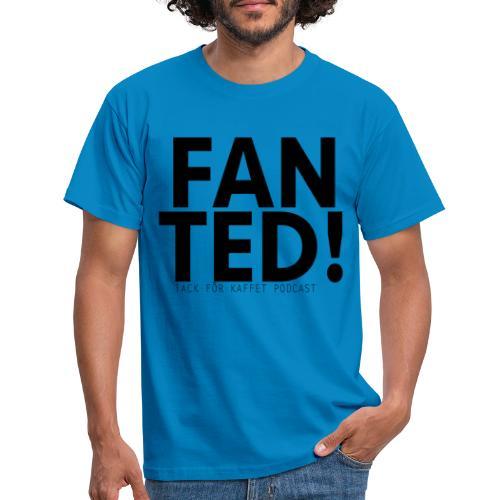 FAN TED - T-shirt herr
