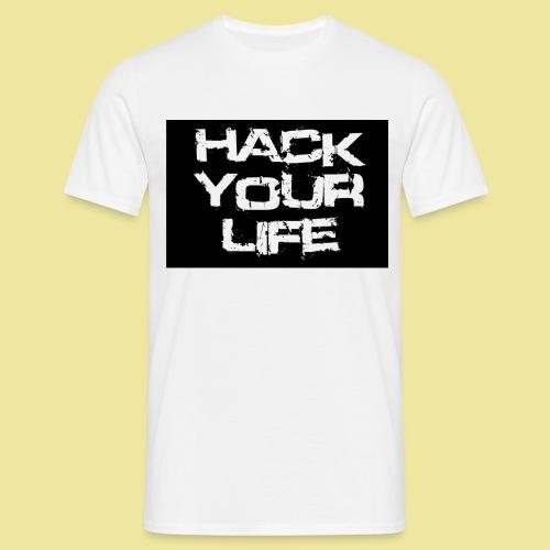 hackyourlife - T-shirt Homme