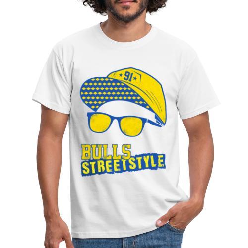 Bulls Streetstyle Yellow - Männer T-Shirt